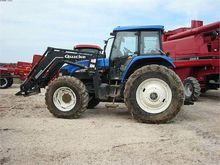 Used 2003 HOLLAND TM