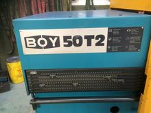 Boy 50T2 Injection Moulding Mac