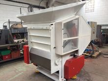 Lindner S1000 P Shredder