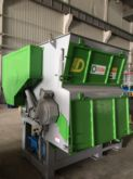 DGM 1500 Single Shaft Shredder