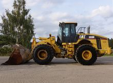 2006 Caterpillar 966H (FULL STE