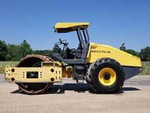 2008 Bomag BW212 PD-40 (Padfoot