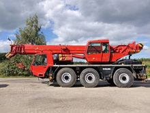 1998 Faun RTF40-3 + JIB (DUTCH
