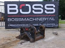 USED QUICK HITCH VERACHTER CW40