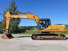 Used 2001 Case CX210