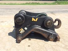 2005 USED QUICK HITCH Verachter