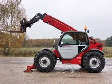2012 Manitou MT1030ST (NEW TYRE