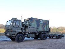 1990 DAF YAV 2300 (Army Truck +