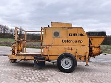 Used 1998 Schwing BP