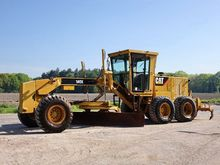 2011 Caterpillar 140K (with Rip