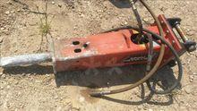 Hydraulic Hammer : XP400 PROMOV