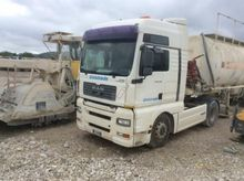 2007 Man AG18.480 Tractor Unit