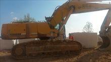 2007 Liebherr R954 Track excava