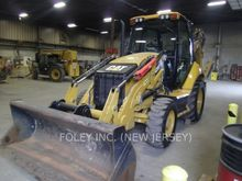2014 Caterpillar 420FIT Rigid B