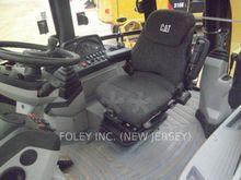 2014 Caterpillar 420F IT Rigid