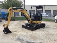 2015 Caterpillar 302.7D CR Skid