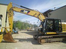 2014 Caterpillar 320ELRR Track