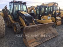 2004 Caterpillar 420D IT Rigid