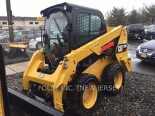 2014 Caterpillar 236D Skid Stee
