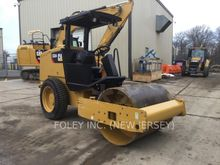 2015 Caterpillar CS34 Single dr