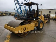 2015 Caterpillar CS44 Single dr