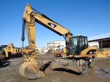 2008 Caterpillar M318D Wheeled
