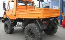 1998 Unimog U 1400