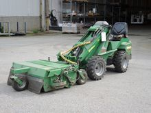 Avant 514  Sweeper Diesel Loade