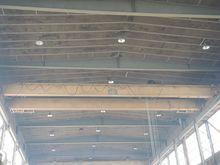 1964 Munck 20 Ton Bridge Crane