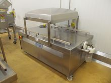 2008 Multivac C550  Double Cham