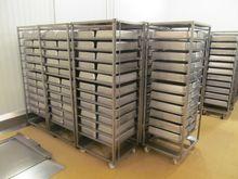 """11-Shelf 23"""" x 27"""" Oven Racks"""