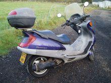 Honda Foresight FES 250 Motor S