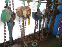 Elephant 1 ... 1.5t Chain Hoist