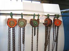 Elephant K2 1t Chain Hoist