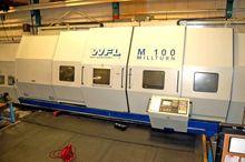 2000 WFL M100 Millturn/6500 CNC