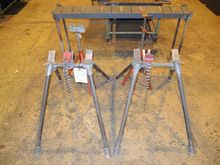 Ridgid Pipe Support  Stand