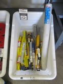 Lot of Assorted Rotary Drill Bi