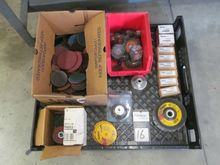 Assorted Wire Wheels & Grinding