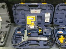 Lincoln 1200 Cordless Power Gre