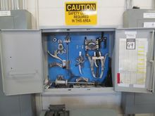 Wall Mounted Tool Cabinet w/ Ge