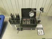 Lot of Machine Shop Tools
