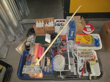 Lot of Assorted Painting Tools
