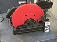 "14"" Abrasive Wheel Cut-Off Saw"