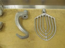 Lot Inluding (1) Dough Hook & (