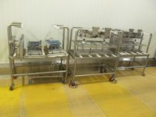 Carts w/ PA Sealer Tooling