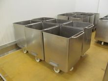300 Liter Stainless Steel Tote
