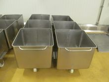 200 Liter Stainless Steel Tote