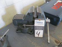 "Wilton 4A 4"" Bench Vise"