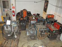 Lincoln Electric LDA 275 MIG MA