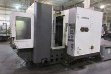 2001 Enshu JE-60 4-Axis CNC Hor